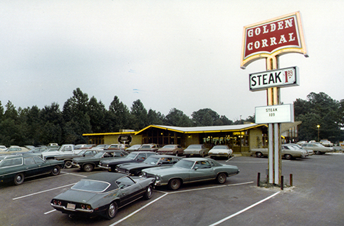 Golden Corral | The Brand Story