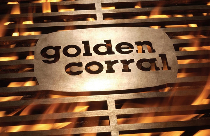 golden corral the brand story