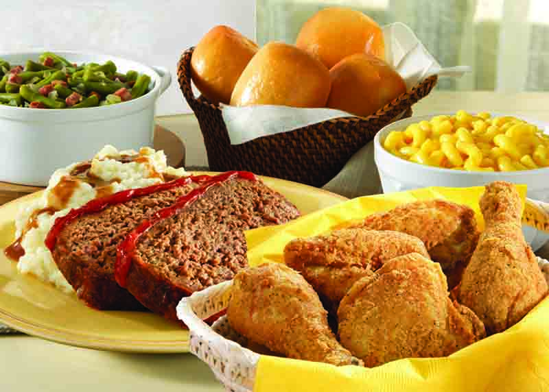 Golden Corral - Fried Chicken