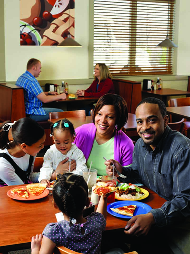 Golden Corral - Family