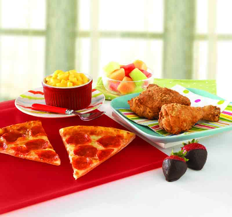 Golden Corral - Kids Meal